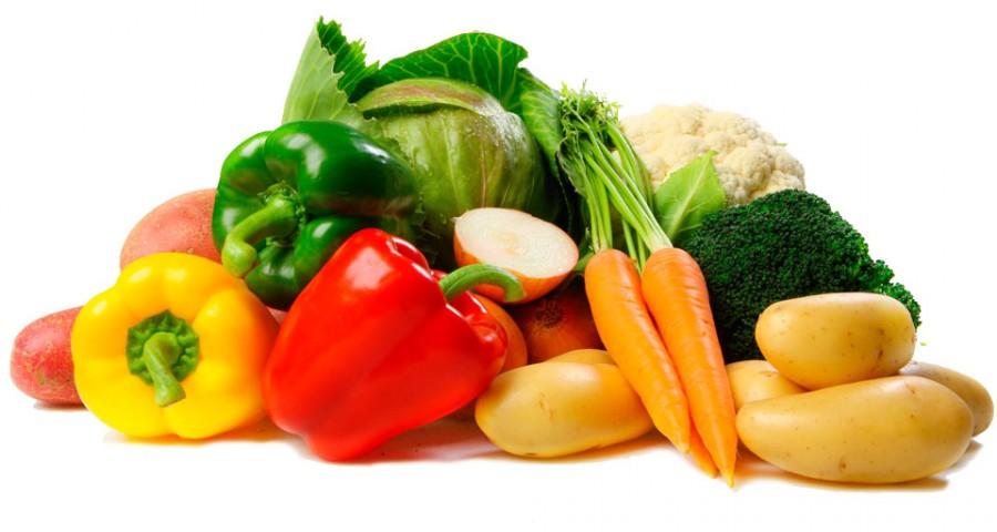Gambar Berbagai Macam Sayur-sayuran - Satu Jam