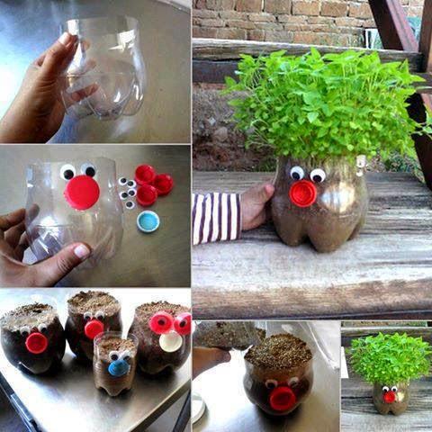 Belajar Membuat Kerajinan Tangan Dari Bahan Plastik Bekas