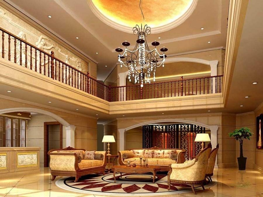 Interior Rumah Mewah Bergaya Modern - 170.5KB