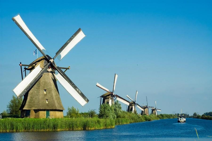 Bagaimanakah Cara Kerja Kincir Angin?