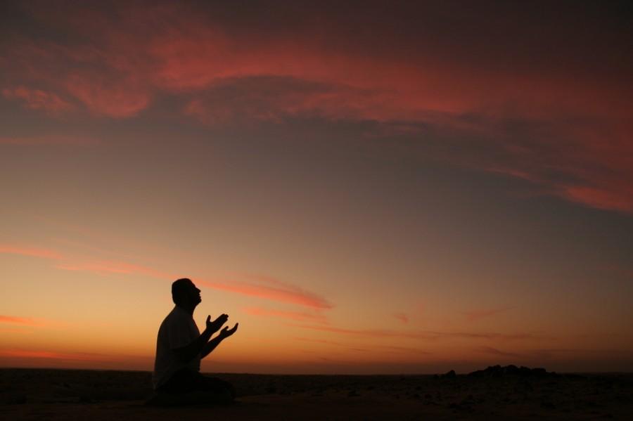 berdoa berkah