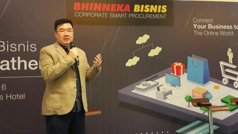 pendiri website bhinneka