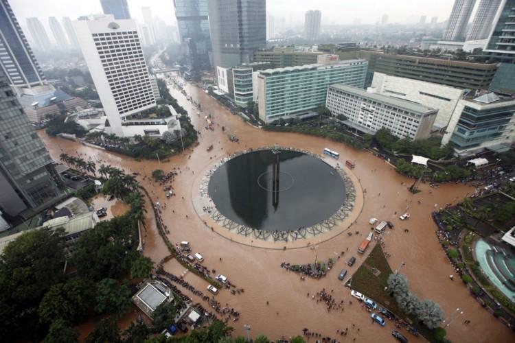 faktor penyebab banjir bandang