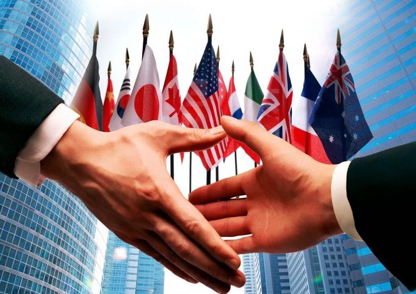 Contoh Perjanjian Internasional